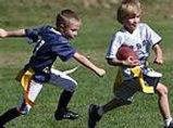 Recreation Programs Youth Flag Football