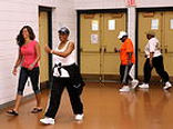 Recreation Programs Indoor Walking