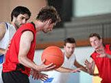 Recreation Programs Adult Men's Basketball