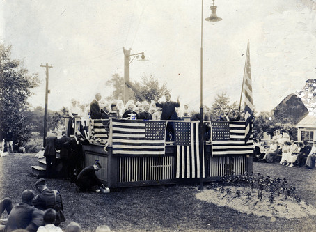Town History - 100 Years Ago