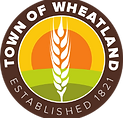 Town of Wheatland Logo