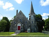 Places to See First Presbyterian Church of Mumford