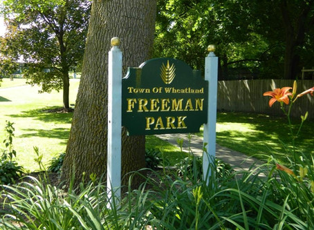 Freeman Park Open for Reservations