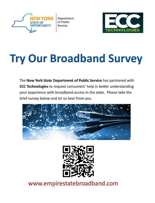 Broadband Access Survey
