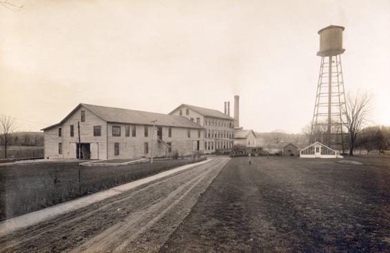 Mumford Paper Mill 1911