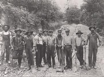 Gypsum Mining in Garbutt
