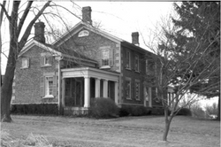 Cox Cobblehouse House