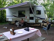 Points of Interest Gravel Ponds Campground