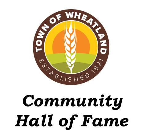 Community Hall of Fame