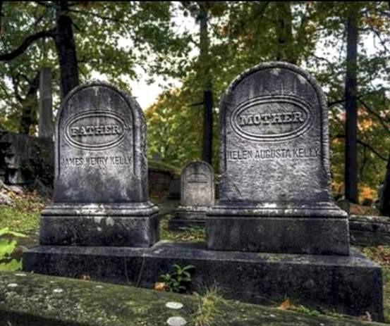 James H. Kelly Headstone