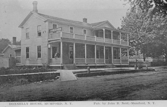 Donnelly House circa 1900