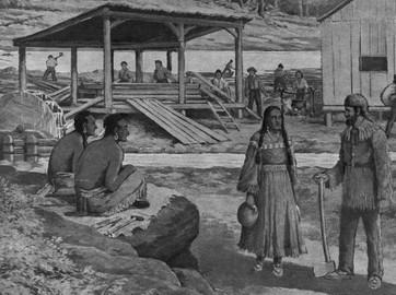"Early Wheatland History - Ebenezer ""Indian"" Allan"