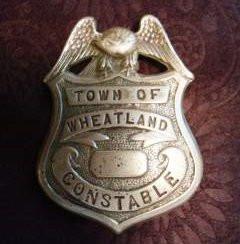 Wheatland Constables
