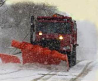 Town of Wheatland Snow Plow