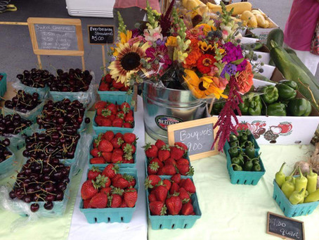 Scottsville Farmers' Market Cancelled for 2020