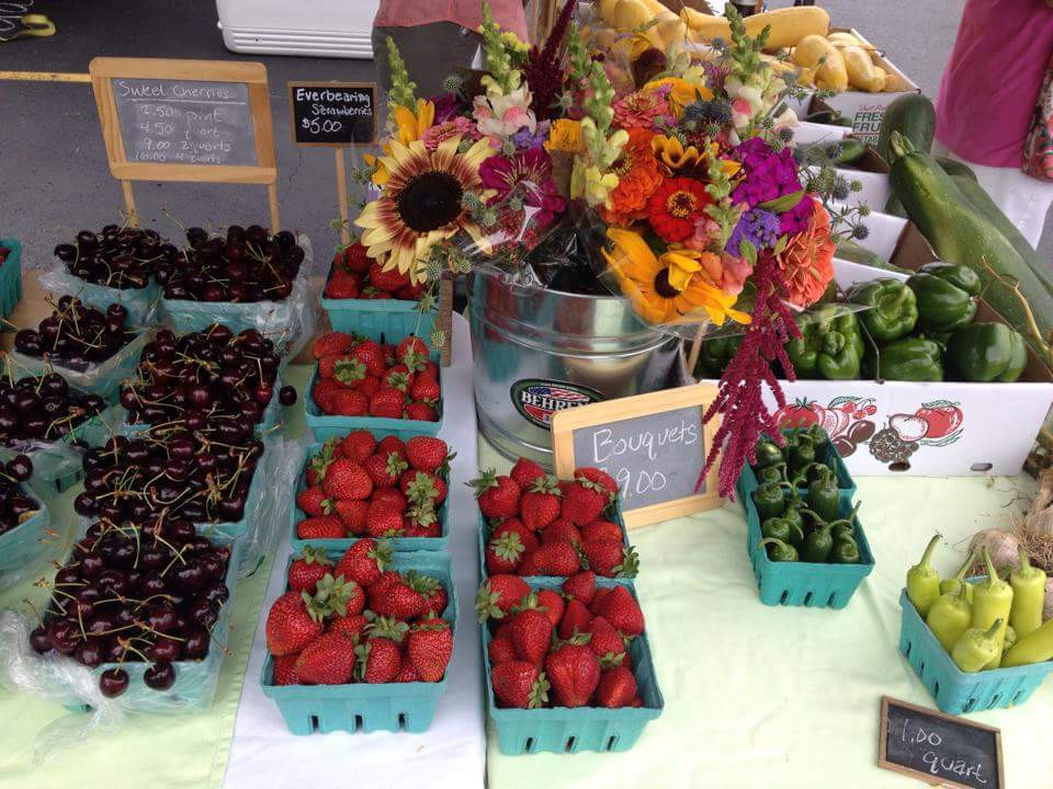 Scottsville Midweek Farmer's Market