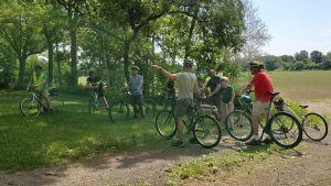 Biking Around the Genesee Valley