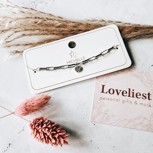 Armbandje - Bali Zilver | Cadeautje