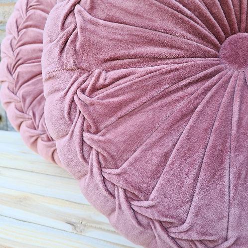 Kussen - Fluweel Roze