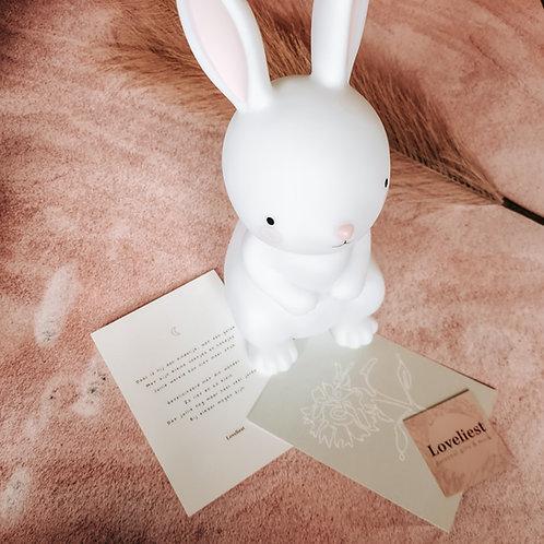 Babymail - Nachtlampje konijn