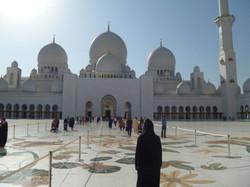 Sheikh Zayed Grand Mosque(Abu Dhabi)