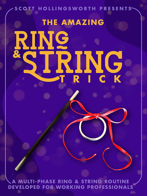 The Amazing Ring & String Trick