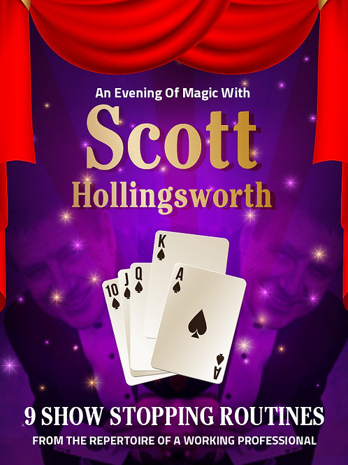 An Evening Of Magic With Scott Hollingsworth Video