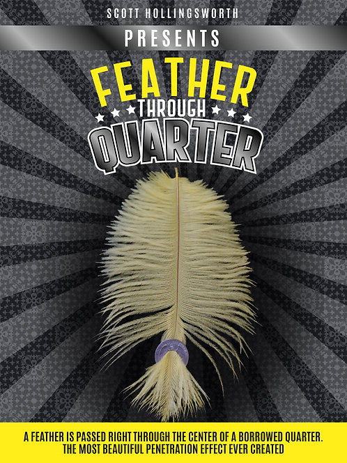Feather Through Quarter Download
