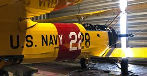 N3N wears her US Navy markings again!