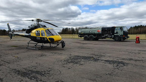 National Grid Inspections @ Eshott Airfield