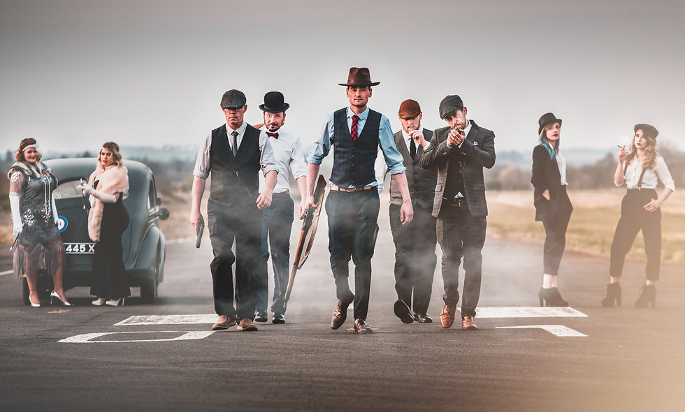 Peaky Blinders Event Tickets