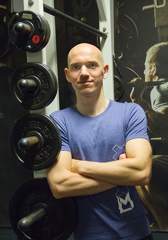 Radek Karbownik | Personal Trainer, Fitness Trainer, Lifestyle Coach