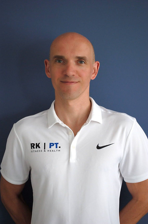 Radek Karbownik - High-Performance Pesonal Trainer & Lifestyle Coach