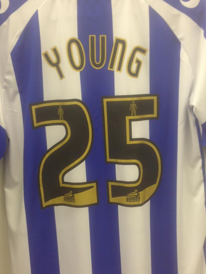 Squad Number @ Sheffield Wednesday
