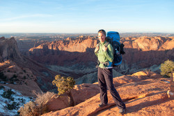 Canyonlands Backpacking 1