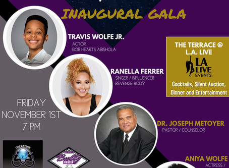 Our final reveal of Special Guests!! See you at the Gala!