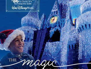 Offer - The Holidays in Walt Disney World®