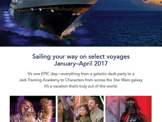 Offers - Star Wars Day At Sea