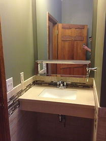 Glen Mills Accessible Bathroom