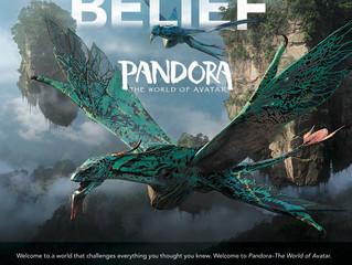 New Ride Alert! Pandora: The World Of Avatar