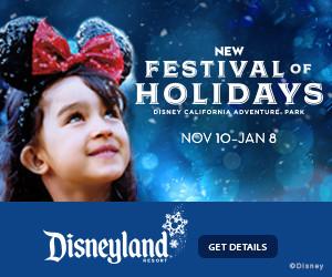 Tis the Season - Disneyland Resort