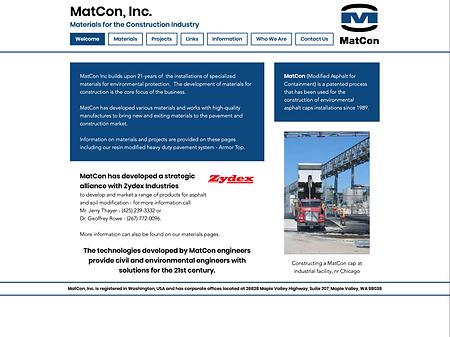 MatCon, Inc.