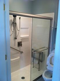 Ambler Accessible Bathroom