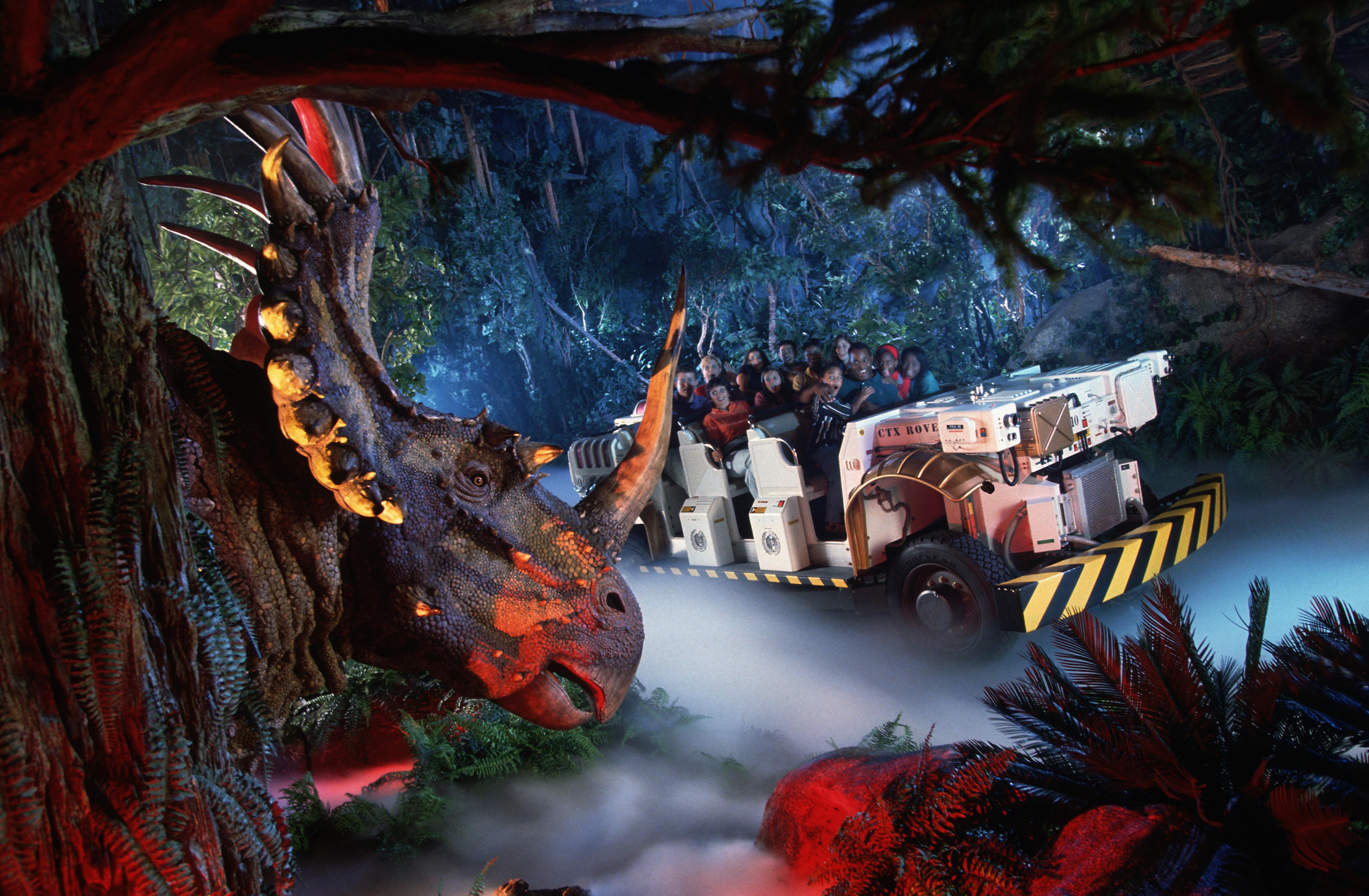 Walt Disney World® Dinosaur Ride