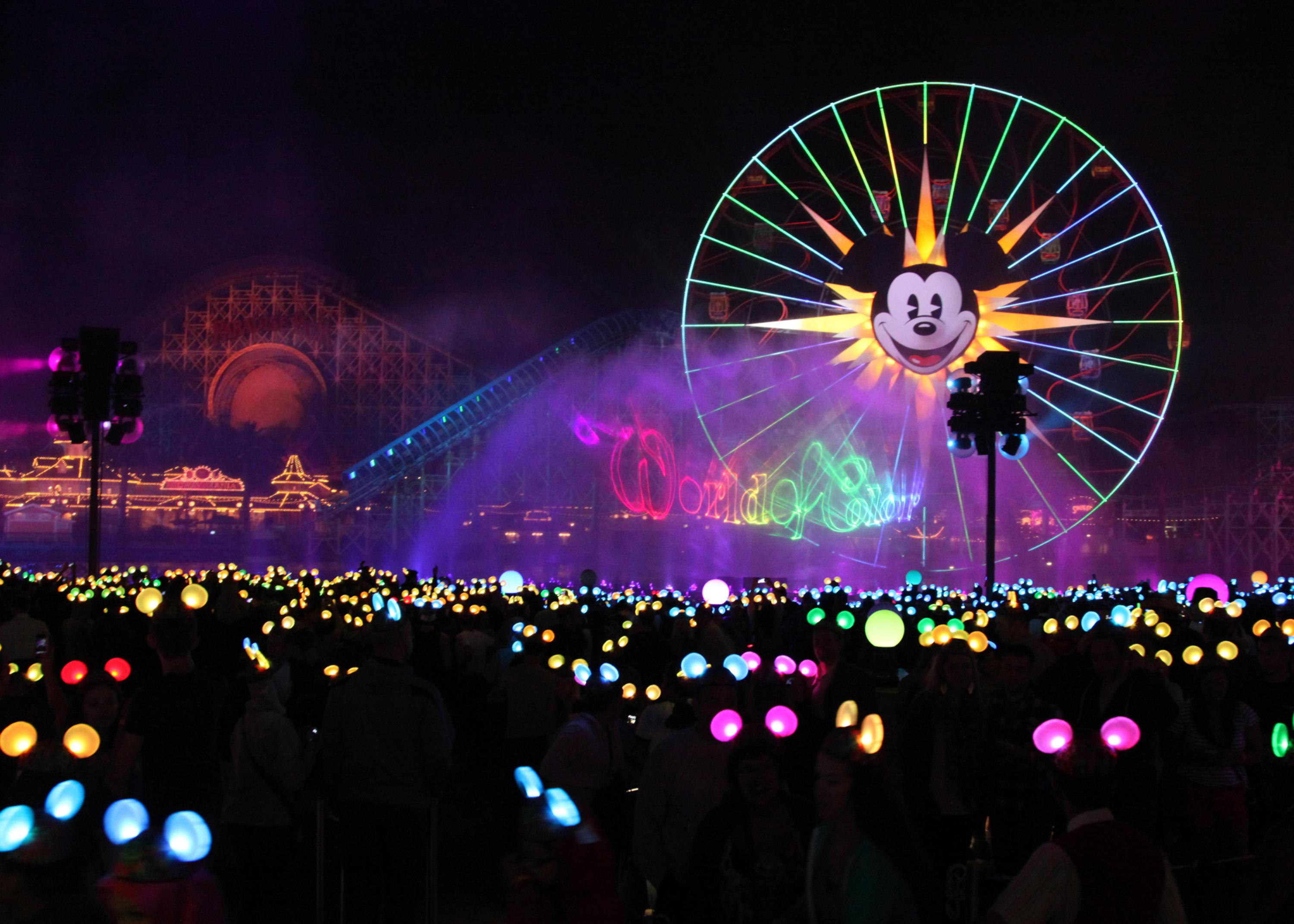 Disneyland® World of Color