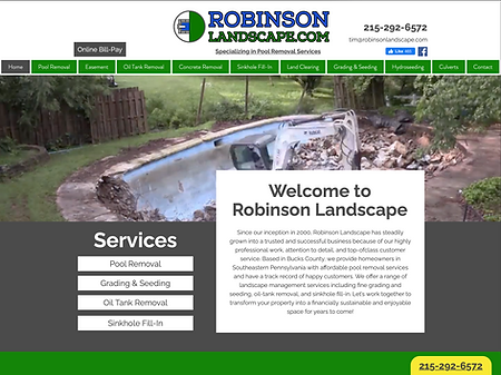 Robinson Landscape