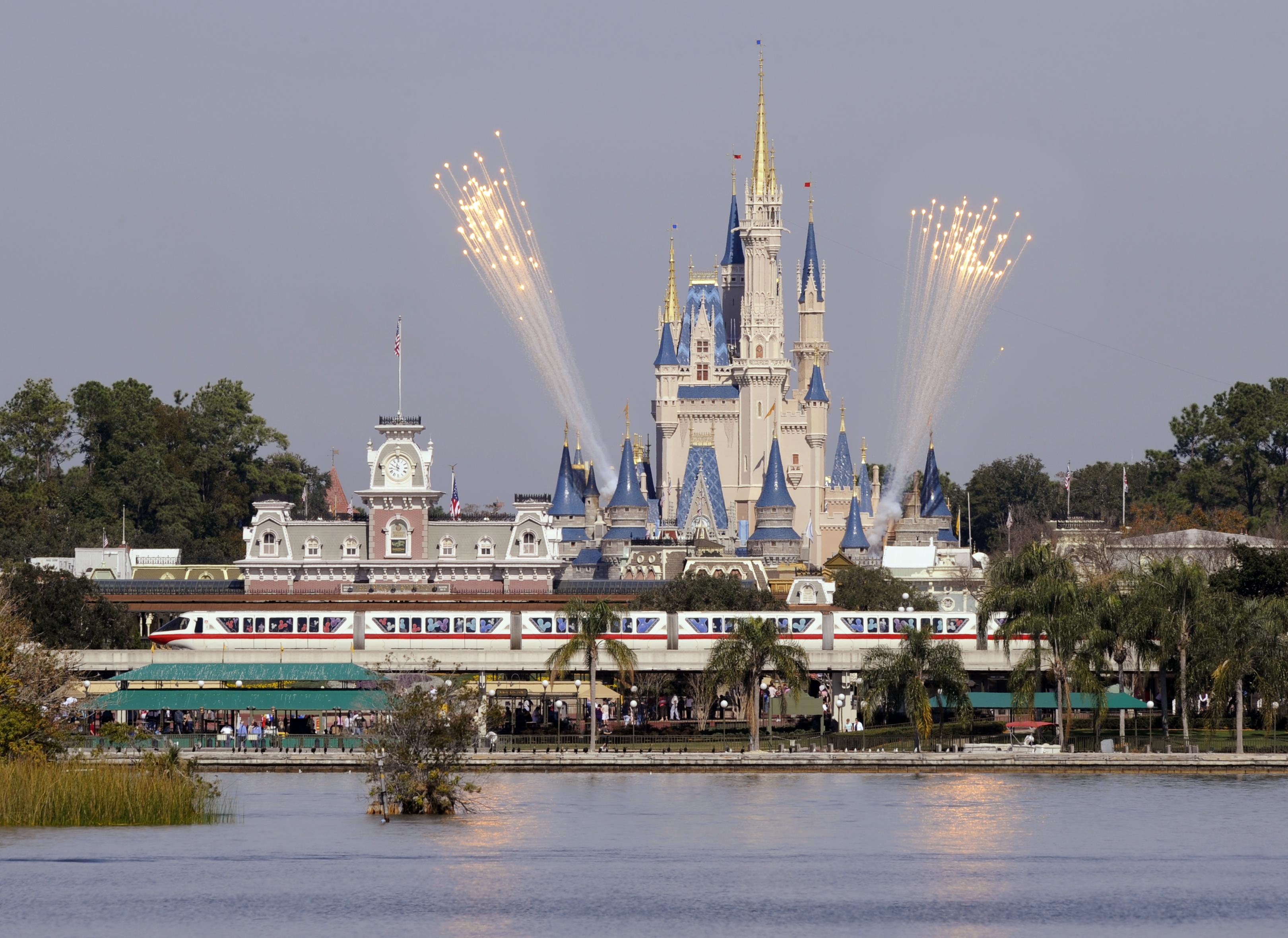 Walt Disney World® Castle