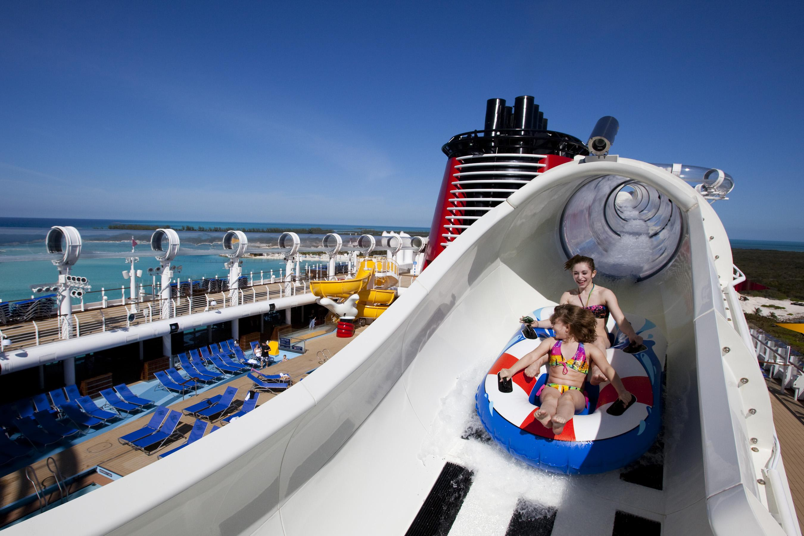 Disney Cruise Line Aquaduck