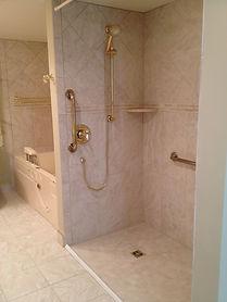 Bala Cynwyd Accessible Bathroom