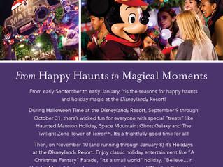 Halloween at Disneyland® Resort